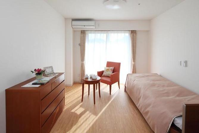 ボンセジュール町田鶴川(介護付有料老人ホーム(一般型特定施設入居者生活介護))の画像(2)居室イメージ