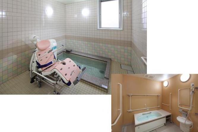 ボンセジュール町田鶴川(介護付有料老人ホーム(一般型特定施設入居者生活介護))の画像(4)浴室