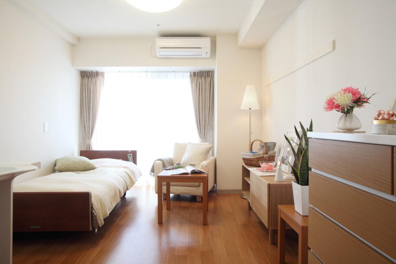 ボンセジュール経堂(介護付有料老人ホーム(一般型特定施設入居者生活介護))の画像(2)居室イメージ