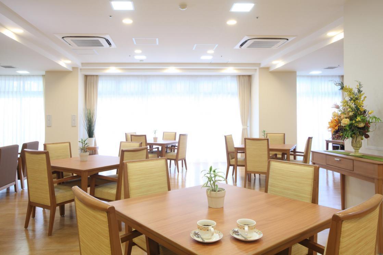 ボンセジュール経堂(介護付有料老人ホーム(一般型特定施設入居者生活介護))の画像(5)