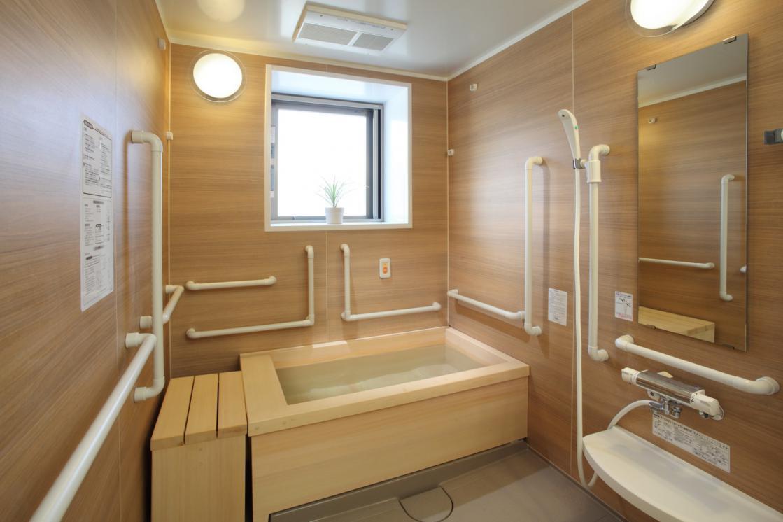 ボンセジュール経堂(介護付有料老人ホーム(一般型特定施設入居者生活介護))の画像(8)2F 浴室