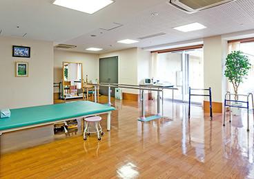 ゆうらいふ世田谷(介護付有料老人ホーム)の画像(16)昨日訓練室