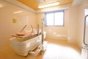 イリーゼ狭山・富士見(介護付有料老人ホーム)の画像(14)機会浴室