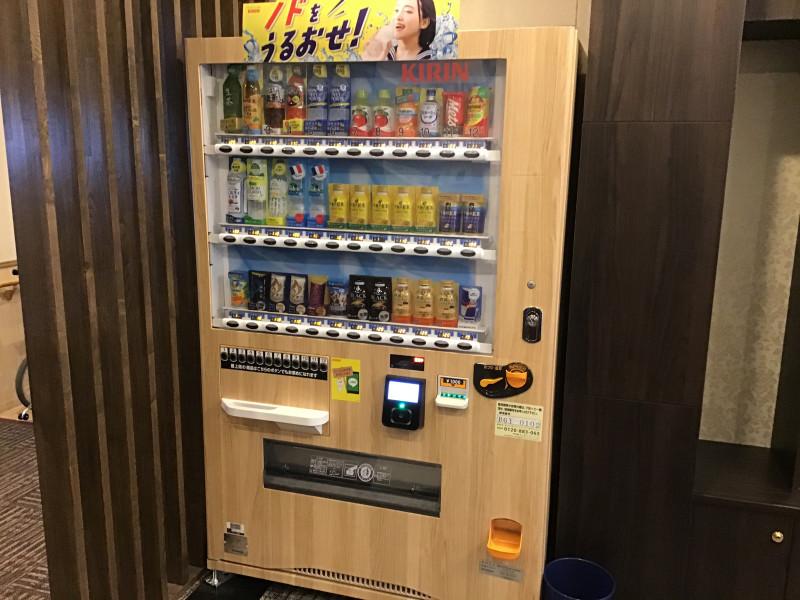 イリーゼ狭山・富士見(介護付有料老人ホーム)の画像(18)施設内自動販売機