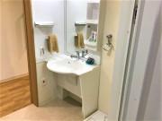ココファン川越大手町(サービス付き高齢者向け住宅)の画像(10)居室・Bタイプ洗面