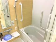 ココファン川越大手町(サービス付き高齢者向け住宅)の画像(12)居室・Bタイプ浴室