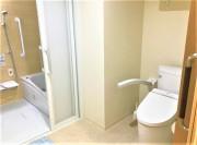 ココファン川越大手町(サービス付き高齢者向け住宅)の画像(15)居室・Cタイプ浴室