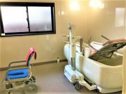ココファン川越大手町(サービス付き高齢者向け住宅)の画像(24)機械浴