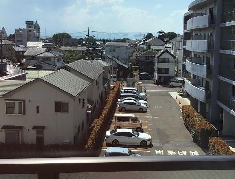 ココファン川越大手町(サービス付き高齢者向け住宅)の画像(6)居室からの景観