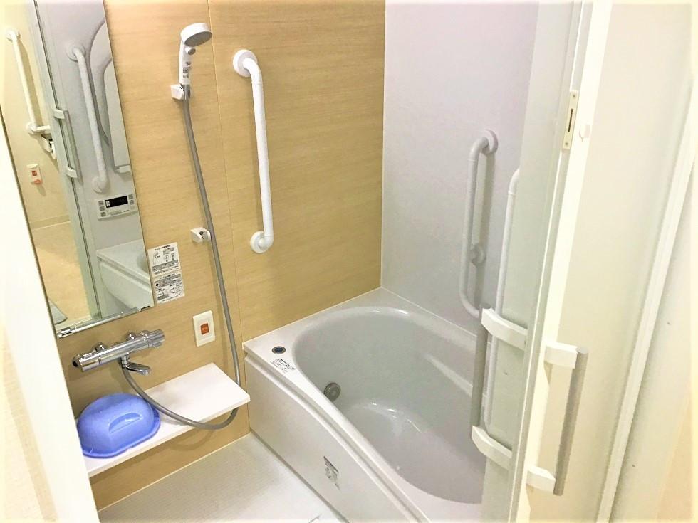 ココファン川越大手町(サービス付き高齢者向け住宅)の画像(16)居室・Cタイプ浴室
