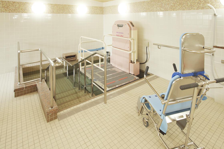 まどか東伏見(1F 浴室 )の画像