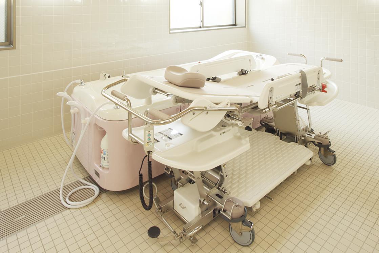 まどか東伏見(機械浴室)の画像