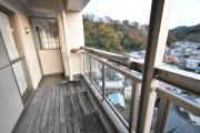 田浦ふれあい住宅(その他高齢者向け住宅)の画像(7)全戸ベランダ付きです