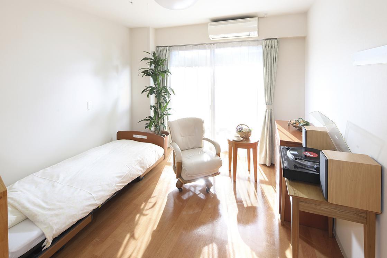 まどか西武柳沢(介護付有料老人ホーム(一般型特定施設入居者生活介護))の画像(2)居室イメージ
