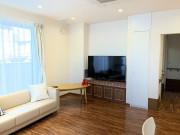 クロスハート藤沢本町(サービス付き高齢者向け住宅)の画像(12)大きなTVもあります
