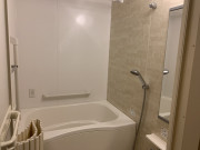 クロスハート藤沢本町(サービス付き高齢者向け住宅)の画像(19)広い居室には浴室付き