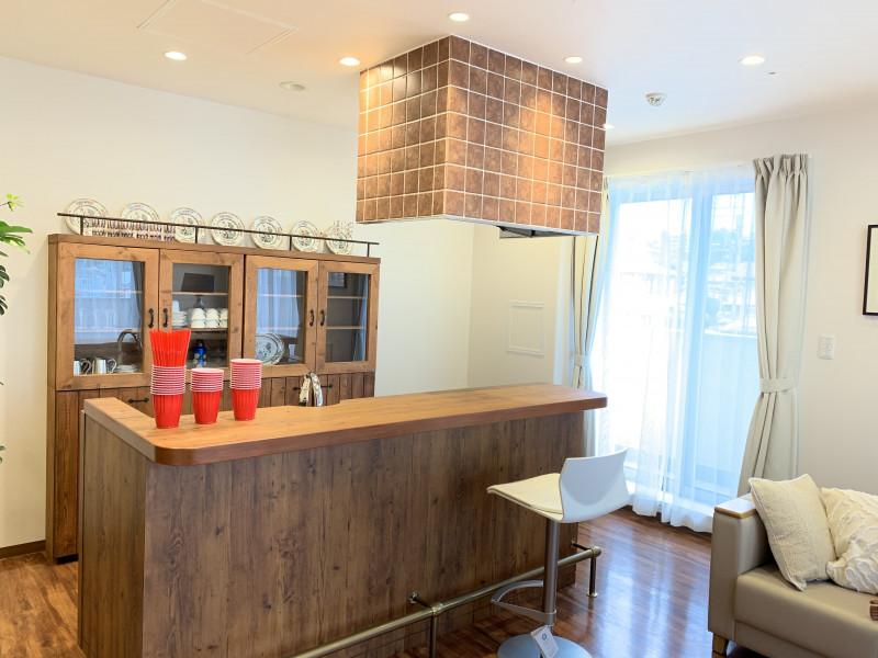 クロスハート藤沢本町(サービス付き高齢者向け住宅)の画像(11)2回共有キッチン
