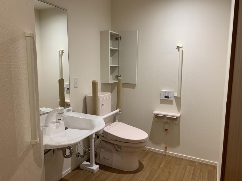 クロスハート藤沢本町(サービス付き高齢者向け住宅)の画像(20)トイレ洗面