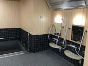 ライブラリ越谷(サービス付き高齢者向け住宅(一般型特定施設入居者生活介護))の画像(19)洗い場