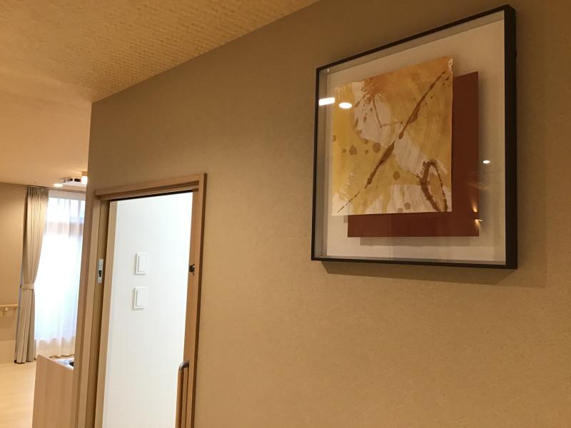 ライブラリ越谷(サービス付き高齢者向け住宅(一般型特定施設入居者生活介護))の画像(14)廊下