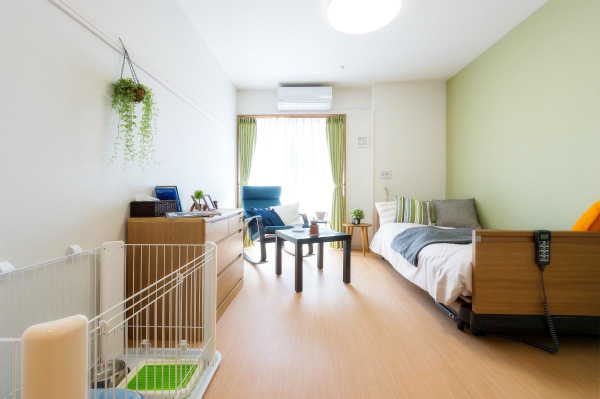 ハートランドエミシア久我山(サービス付き高齢者向け住宅)の画像(4)