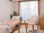 リアンレーヴ入間中央(介護付有料老人ホーム(一般型特定施設入居者生活介護))の画像(13)居室(モデルルーム)
