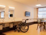 リアンレーヴ入間中央(介護付有料老人ホーム(一般型特定施設入居者生活介護))の画像(7)食堂兼機能訓練室