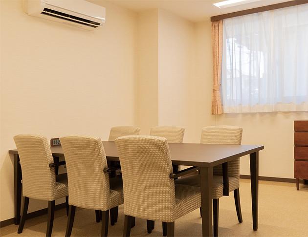 リアンレーヴ入間中央(介護付有料老人ホーム(一般型特定施設入居者生活介護))の画像(9)相談室
