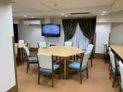 ガーデンコート朝霞(住宅型有料老人ホーム)の画像(5)食堂