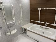 ガーデンコート朝霞(住宅型有料老人ホーム)の画像(10)浴室