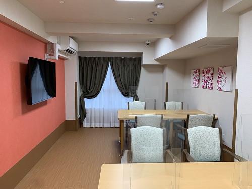 ガーデンコート朝霞(住宅型有料老人ホーム)の画像(7)食堂