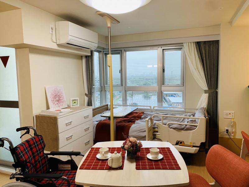 ガーデンコート朝霞(住宅型有料老人ホーム)の画像(16)居室:モデルルーム