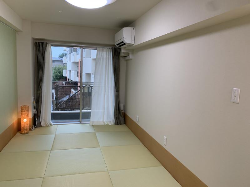 ガーデンコート朝霞(住宅型有料老人ホーム)の画像(26)畳が落ち着きますね