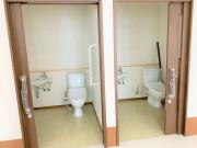 ヴィベル羽生(住宅型有料老人ホーム)の画像(13)トイレ