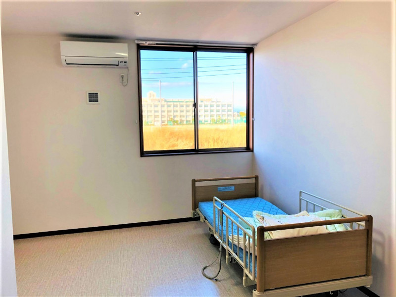 ヴィベル羽生(住宅型有料老人ホーム)の画像(27)北側居室
