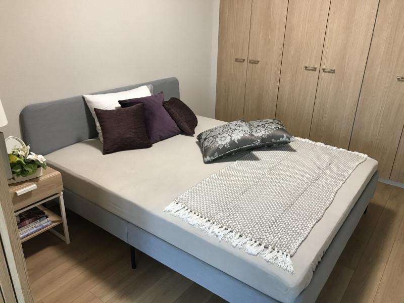 デュオセーヌ横濱東戸塚(シニア向け分譲マンション)の画像(20)1LDKタイプ 寝室