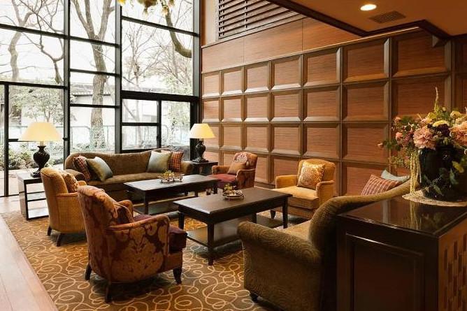 成城歐林邸(介護付有料老人ホーム(一般型特定施設入居者生活介護))の画像(3)エントランスラウンジ
