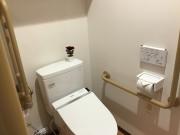 ヒューマンサポート北本(介護付有料老人ホーム)の画像(9)居室:トイレ
