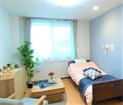 ヒューマンサポート北本(介護付有料老人ホーム)の画像(7)居室モデルルーム