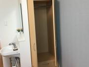 ヒューマンサポート北本(介護付有料老人ホーム)の画像(14)居室:クローゼット