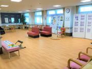 ヒューマンサポート北本(介護付有料老人ホーム)の画像(5)食堂兼機能訓練室
