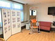 ヒューマンサポート北本(介護付有料老人ホーム)の画像(6)食堂兼機能訓練室