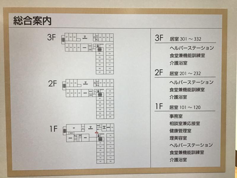 ヒューマンサポート北本(介護付有料老人ホーム)の画像(20)総合案内