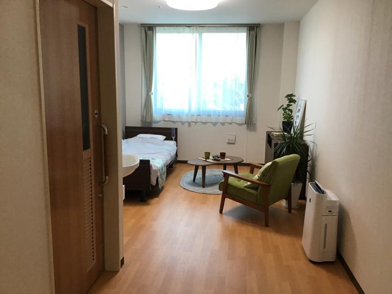 ヒューマンサポート北本(介護付有料老人ホーム)の画像(12)居室