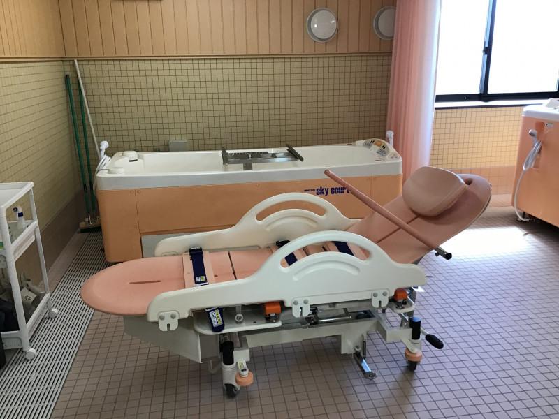 ヒューマンサポート北本(介護付有料老人ホーム)の画像(18)機械浴槽
