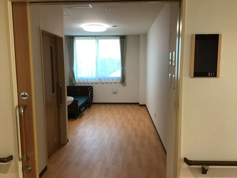 ヒューマンサポート北本(介護付有料老人ホーム)の画像(11)居室