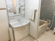 K-アーバン南生田 本館(サービス付き高齢者向け住宅)の画像(11)独立した洗面化粧台