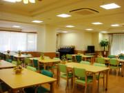 ベストライフ小平(介護付有料老人ホーム)の画像(12)食堂スペースです