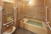 くらら西馬込(サービス付き高齢者向け住宅/介護付有料老人ホーム(一般型特定施設入居者生活介護))の画像(8)1F 浴室