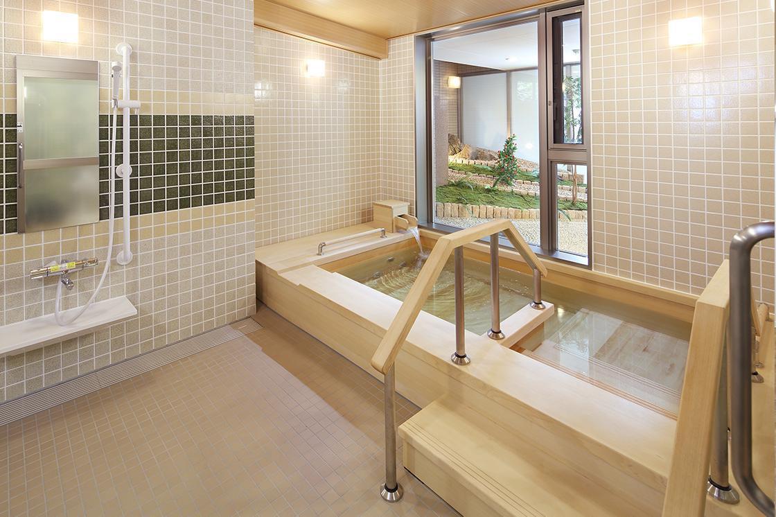 くらら西馬込(サービス付き高齢者向け住宅/介護付有料老人ホーム(一般型特定施設入居者生活介護))の画像(9)1F 浴室